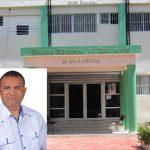 Denuncian director del Distrito Educativo 01-03 echo a la basura curriculum de dirigentes PRM