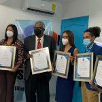 SNTP Santiago reconoce a seis periodistas por su trayectoria en el ejercicio profesional